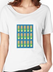 Capsule pattern Women's Relaxed Fit T-Shirt