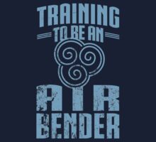 Training To Be an Air Bender  by Six 3