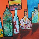 Bottles of Spirits by George Hunter