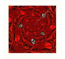 Visual Psychedelia Series 08 Art Print