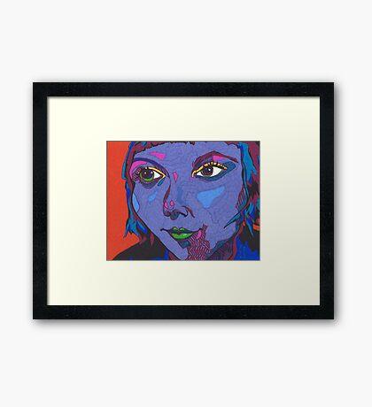 Moselle Framed Print