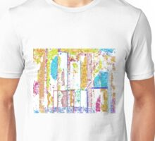 Abstract City 4 Unisex T-Shirt