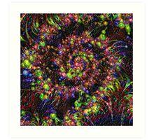 Visual Psychedelia Series 09 Art Print
