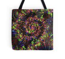 Visual Psychedelia Series 09 Tote Bag