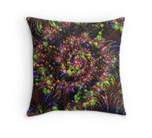 Visual Psychedelia Series 09 Throw Pillow