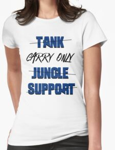 #carry only LOL T-Shirt