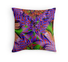 Visual Psychedelia Series 10 Throw Pillow