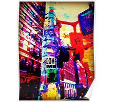 Love me. Oh, Manhattan, I do! Poster