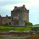 Eilean Donan Castle III by Tom Gomez