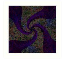 Visual Psychedelia Series 12 Art Print