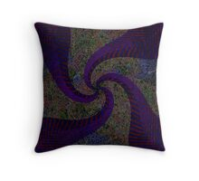 Visual Psychedelia Series 12 Throw Pillow
