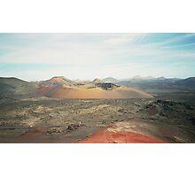 Mount Timanfaya Photographic Print