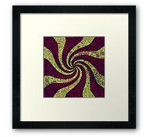 Visual Psychedelia Series 13 Framed Print