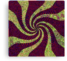 Visual Psychedelia Series 13 Canvas Print