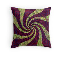 Visual Psychedelia Series 13 Throw Pillow