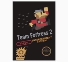 Team Fortress 2 - NES Kids Tee