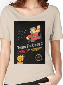 Team Fortress 2 - NES Women's Relaxed Fit T-Shirt