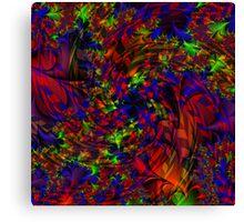 Visual Psychedelia Series  Canvas Print