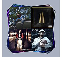 J Cole Discography Photographic Print