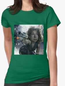 River Womens Fitted T-Shirt