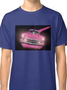 Pink Chevy Classic T-Shirt