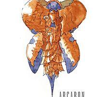 Arcaron: Fuusooyaa mother of pollos by Arcaron Merchandising