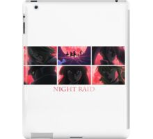 Akame ga Kill! Night Raid [Blood Moon] iPad Case/Skin