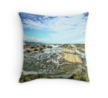 move on Throw Pillow