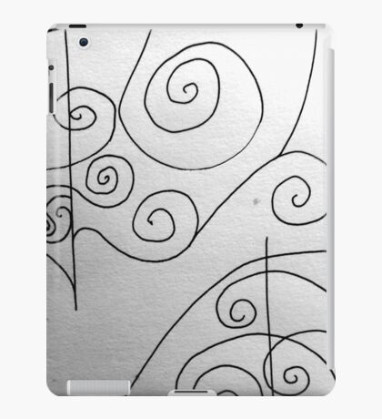 More Sketching iPad Case/Skin