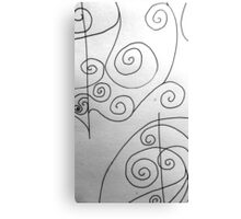 More Sketching Canvas Print