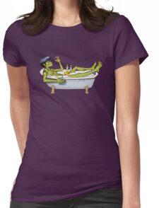 Gorillaz Womens Fitted T-Shirt
