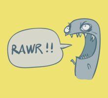 RAWR!! Kids Clothes