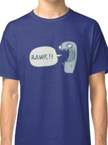 RAWR!! Classic T-Shirt
