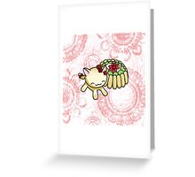 Charlotte Russe Kitty Greeting Card