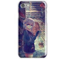 Go the Cross-over iPhone Case/Skin