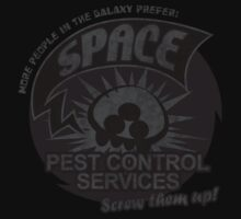 Space pest control services by TICS