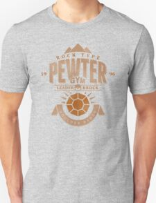 Pewter Gym T-Shirt