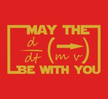 May the Equation be with you Kids Clothes
