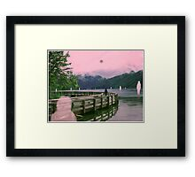 What You Will Never Be Framed Print