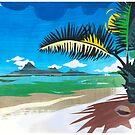Punaauia - Tahiti by mikeyfreedom