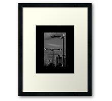 urbspce14 Framed Print