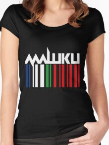 Maluku RMS Women's Fitted Scoop T-Shirt