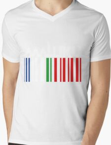 Maluku RMS Mens V-Neck T-Shirt