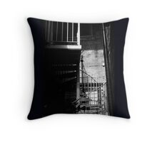 urbspce6 (day&night) Throw Pillow