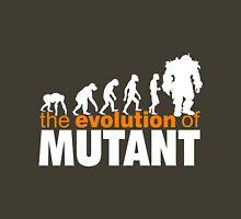 The Evolution of Mutant Unisex T-Shirt