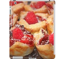 Raspberry Tarts iPad Case/Skin