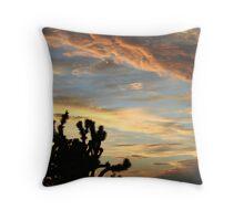 Cima Sky 3 Throw Pillow