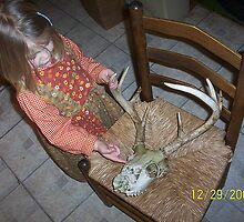 Isabel and the Deer Skull by Jonathan Howard
