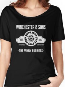 Winchester And Sons - Hell Version Women's Relaxed Fit T-Shirt