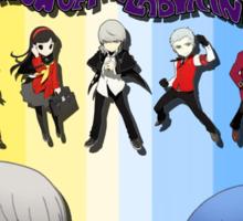 Persona Q Poster Sticker